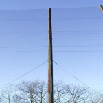 Private Project Work - Poles for Golf Netting