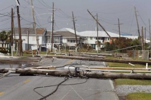 Grattan Line employees help bring region back to full power during Hurricane Gustav